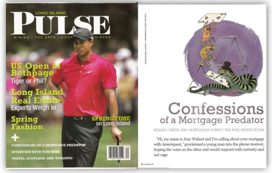April 2009 issue of LI Pulse magazine.